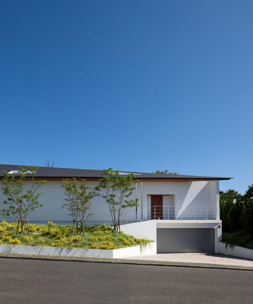 「美しい佇まいの家」